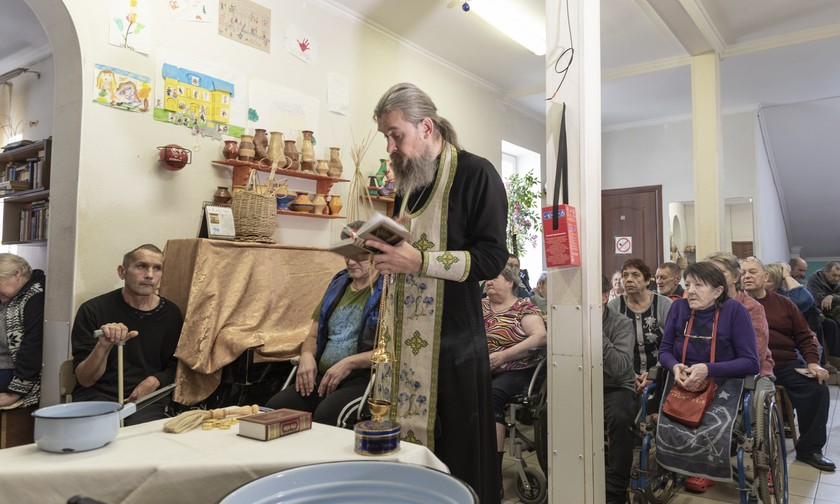 """Приюты для бездомных """"Ной"""" не на что содержать, сотни людей могут остаться на улице"""