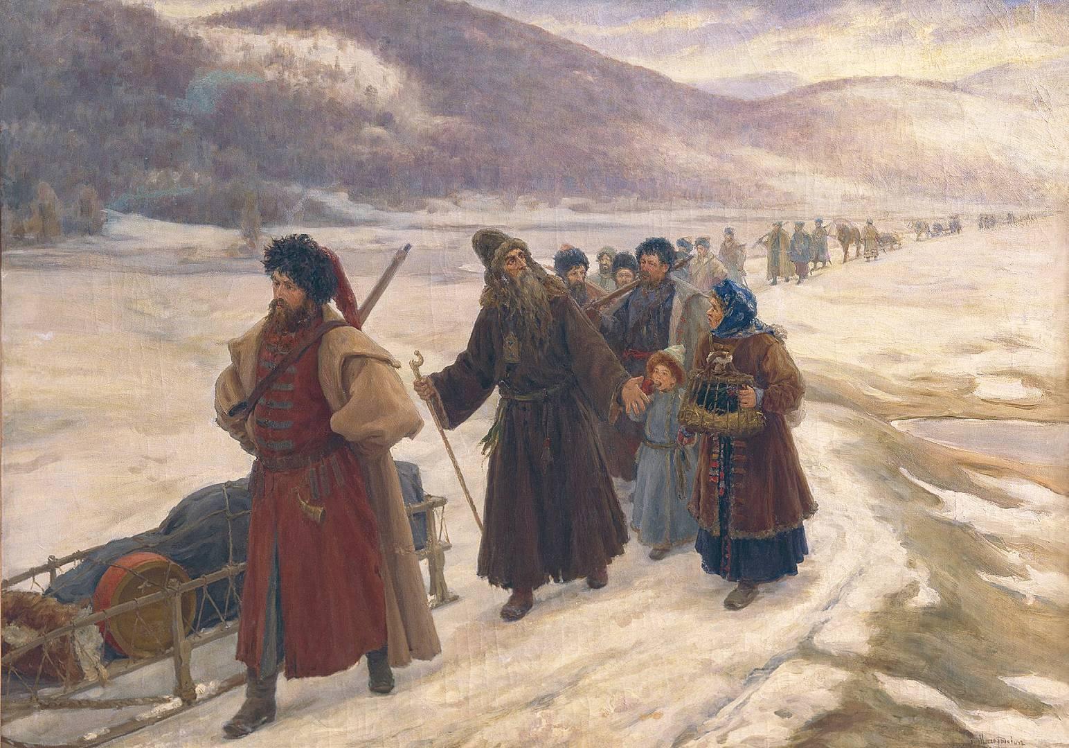 В Москве установят памятный знак протопопу Аввакуму