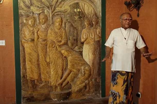 Священник-иезуит инициирует буддийско-христианский диалог в Шри-Ланке