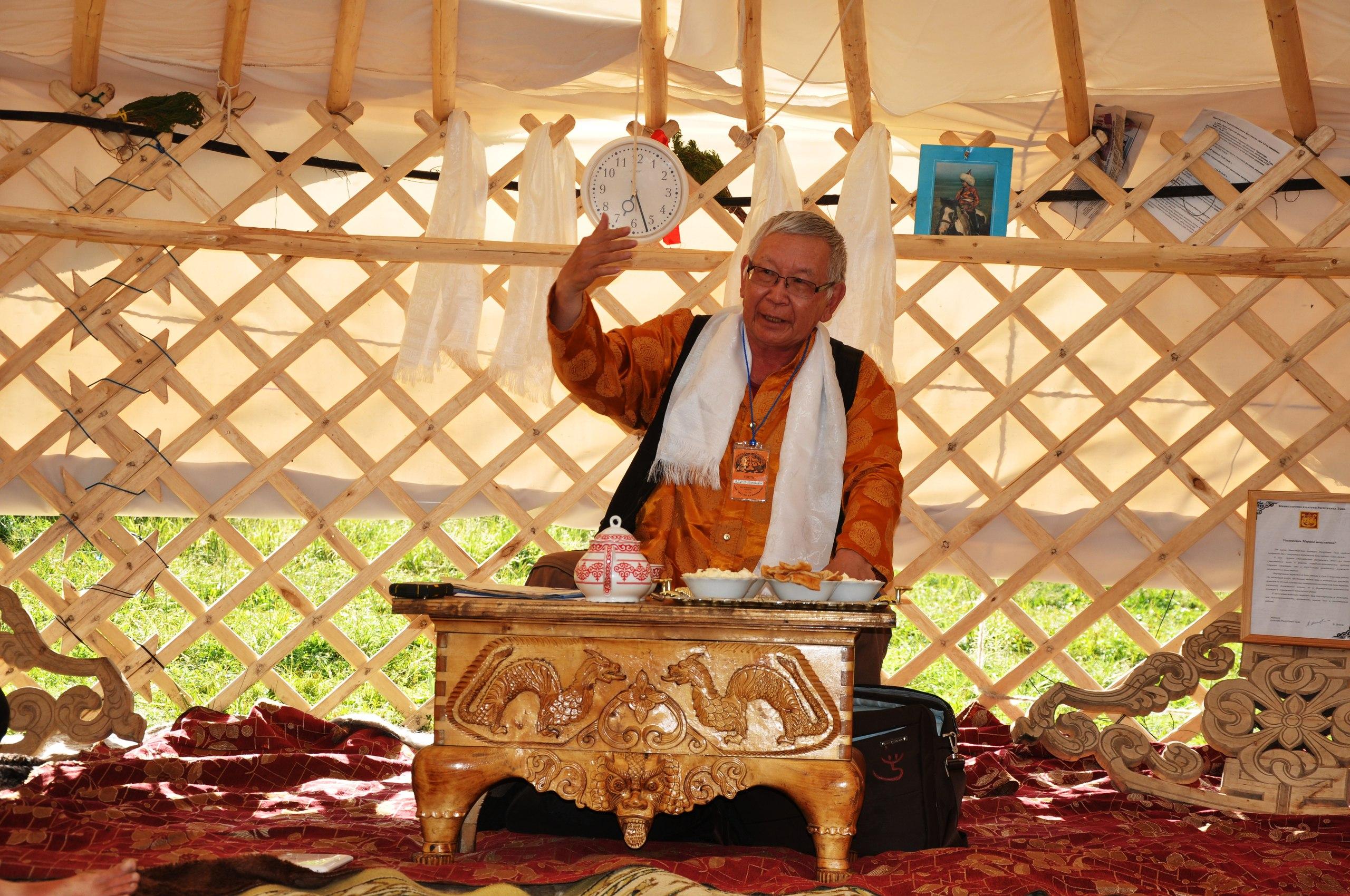 Ушел из жизни выдающийся ученый-буддолог Николай Абаев