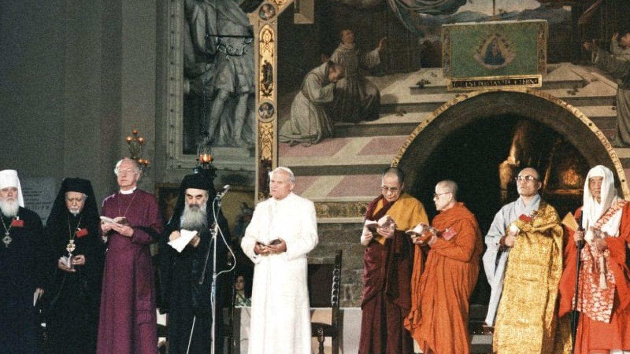 Декларация об отношении Церкви к нехристианским религиям «Nostra Aetate»