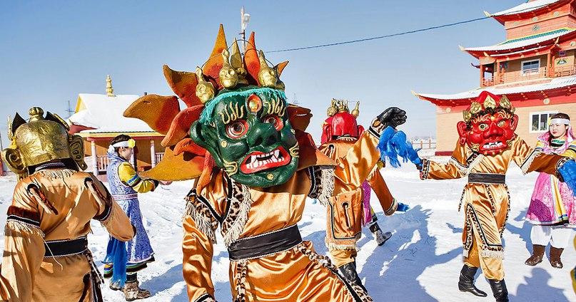 Буддийский Новый год станет официальным выходным днем в Забайкалье