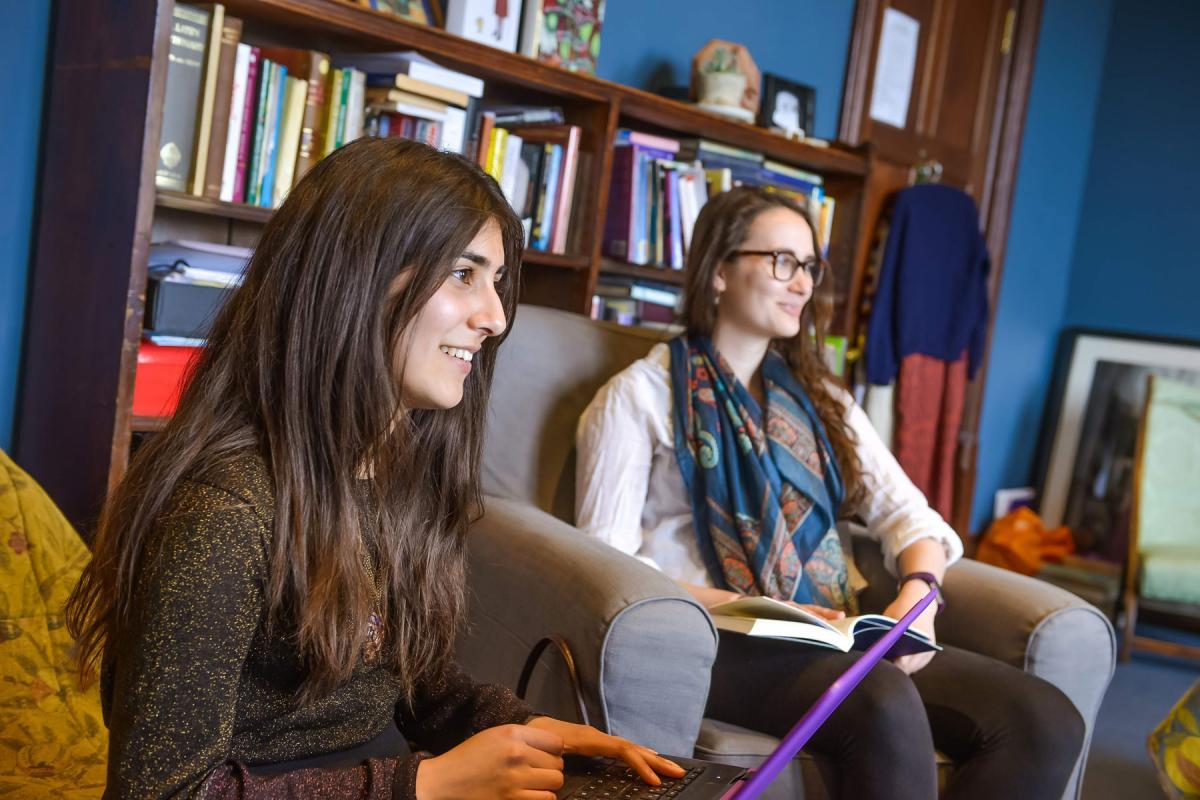 Лютеране Великобритании поддержат получение высшего образования для беженцев и мигрантов