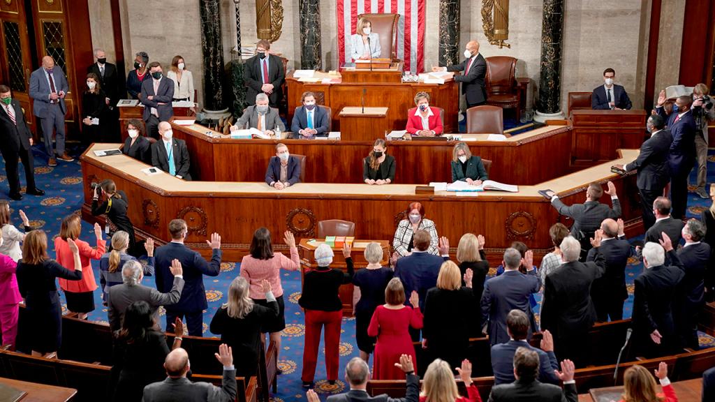 117-й Конгресс США один из самых религиозных за последние десятилетия