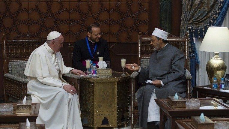 Католики и мусульмане обсудили религиозный радикализм