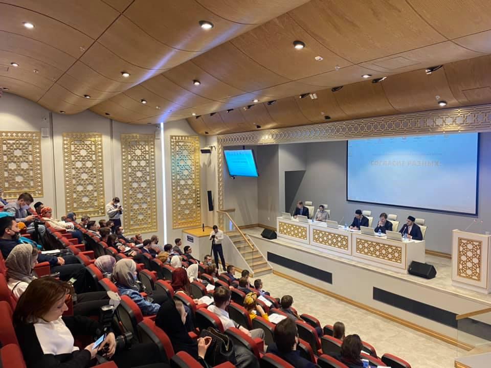 В Москве состоялся Первый Межрелигиозный молодежный форум