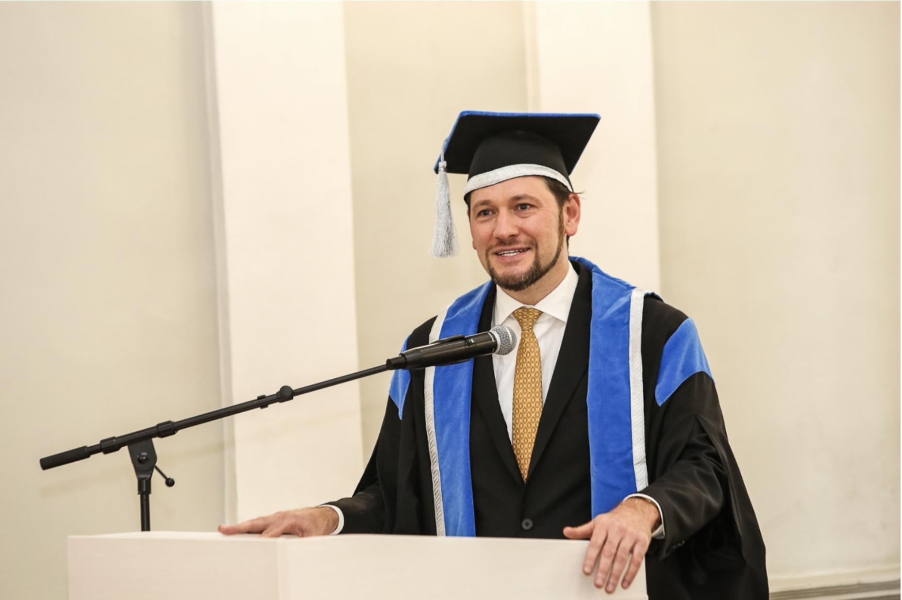 Дамир Мухетдинов: СПбГУ — один из столпов исламского обновленчества в России