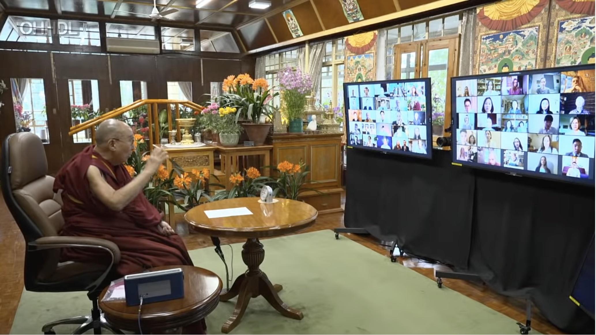 Далай-лама рассказал об «огромном потенциале» России