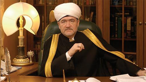 Приветствие муфтия Гайнутдина в адрес участников I Московского межрелигиозного молодежного форума