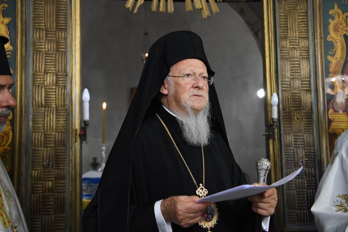 Патриарх Варфоломей поздравил мусульманских братьев и сестер с окончанием поста