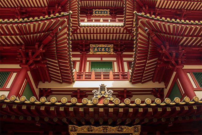 5 самых захватывающих буддийских храмов в Сингапуре