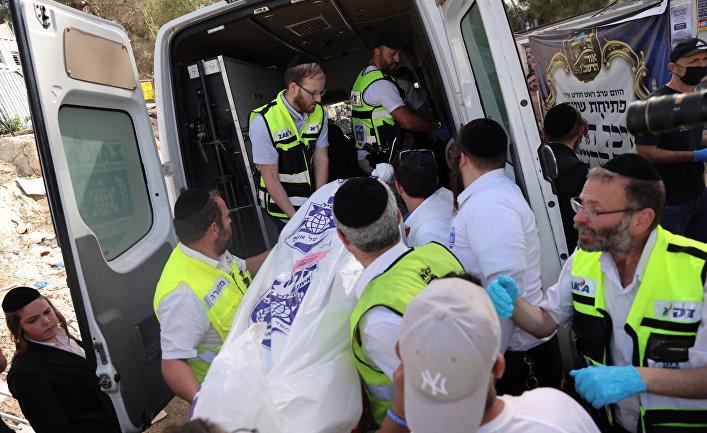 Святые последних дней соболезнуют семьям погибших в Израиле