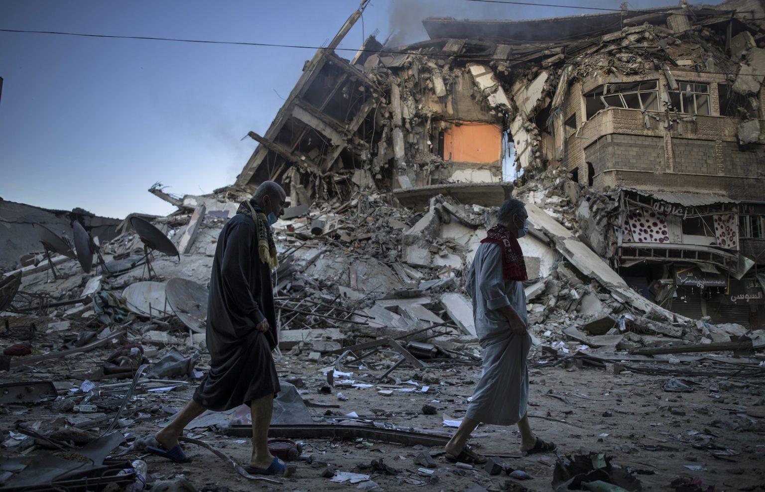 Межрелигиозные программы переживают трудности из-за израильско-палестинского конфликта