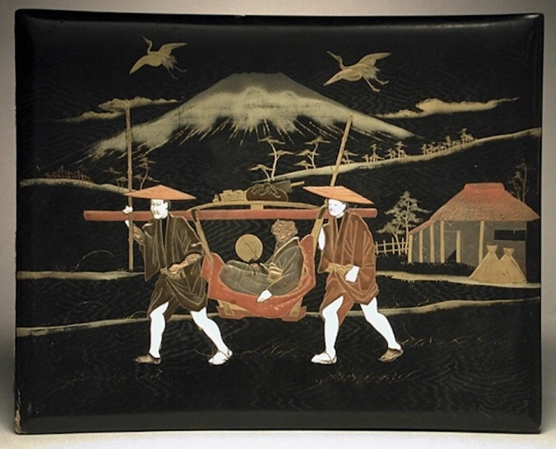 Фотографии буддистской Японии 1865 года