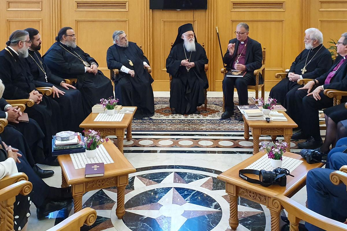Доктор Натан Хоппе: Православный взгляд на путь к церковному единству