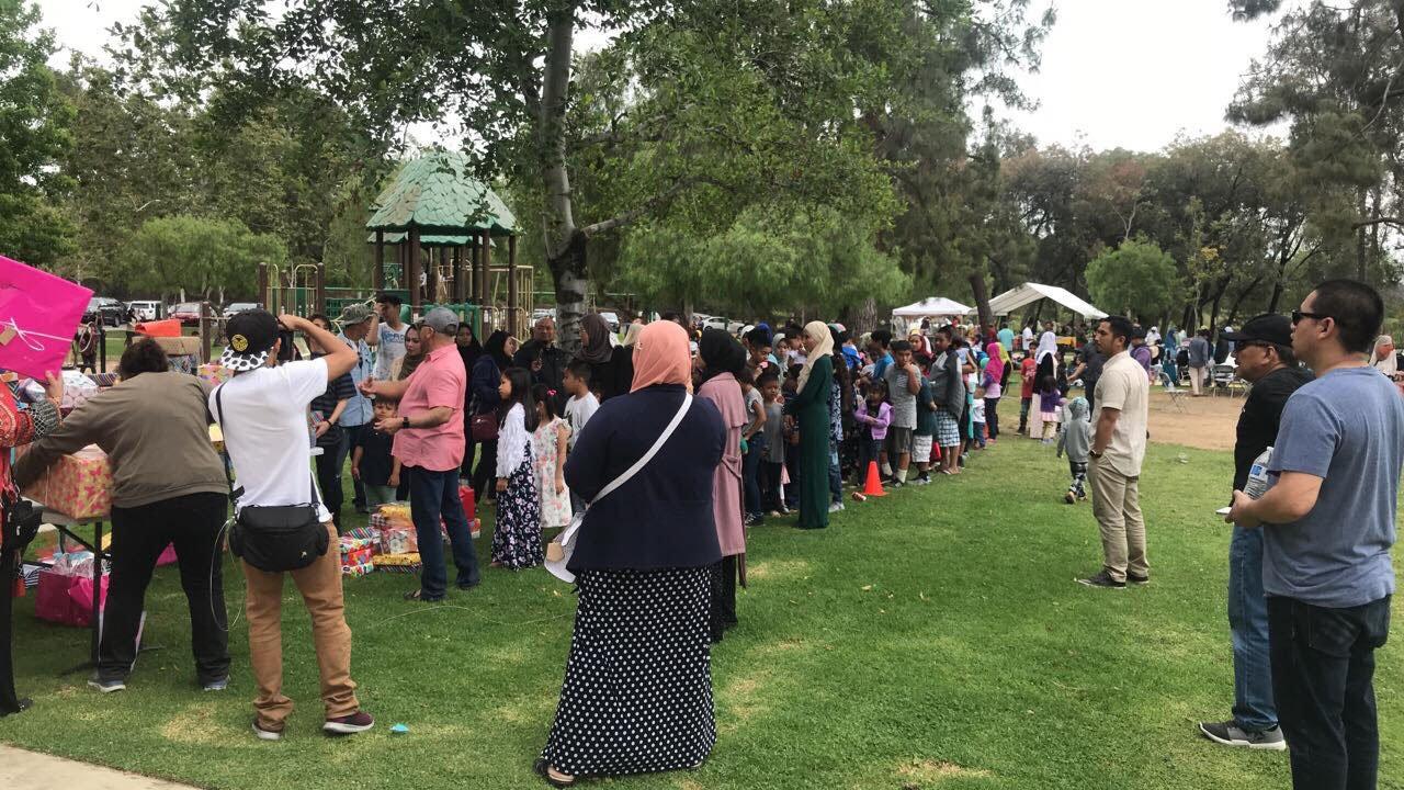 Мусульмане и католики округа Ориндж в США объединятся для молитвы на Ид аль-Фитр