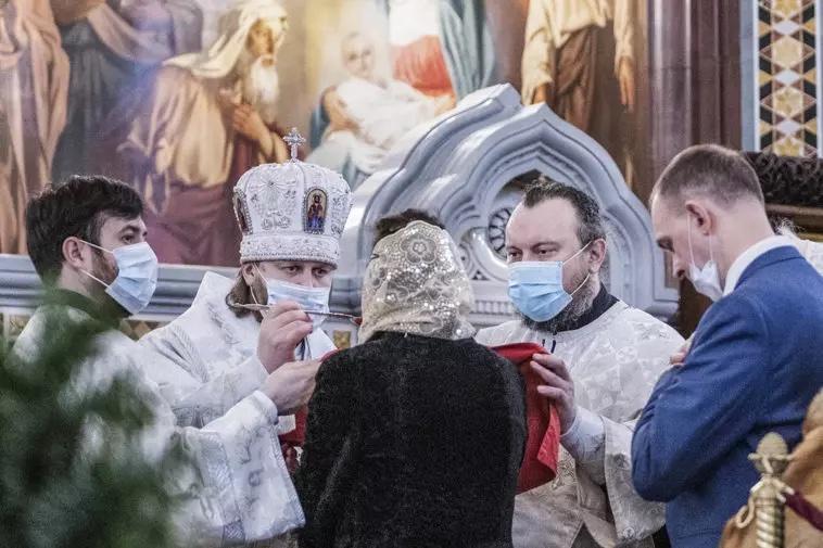 В РПЦ рассказали о ситуации с коронавирусом среди священнослужителей