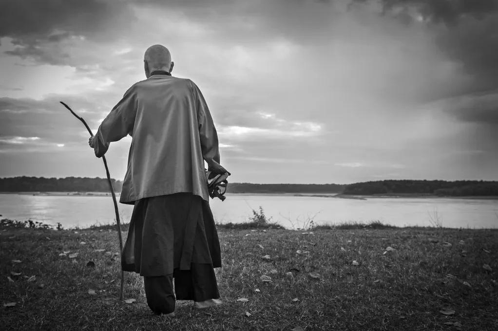 День из жизни дзенского монаха-католика в Сливовой деревне