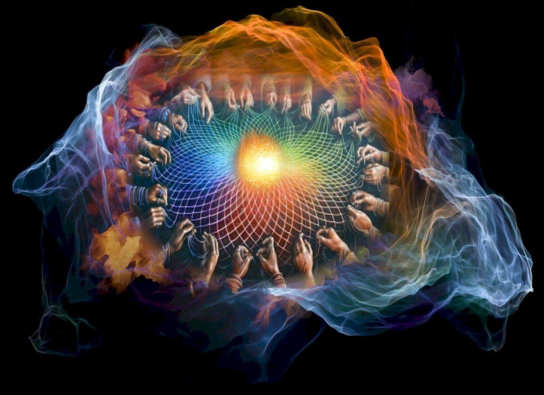 Мистическое пробуждение тела в Мы-пространстве