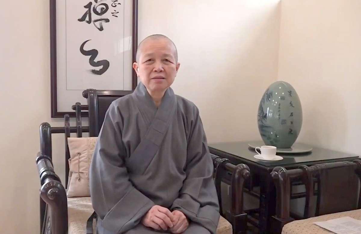 Тайваньская буддийская монахиня Преп. Ши Чао-Хвэй удостоена 38-й премии мира Нивано