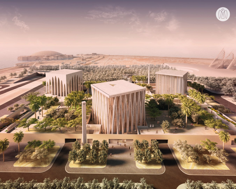 В ОАЭ сообщили названия мечети, церкви и синагоги в едином центре