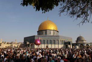 Фоторепортаж: Мусульмане всего мира празднуют Ид аль-Адха