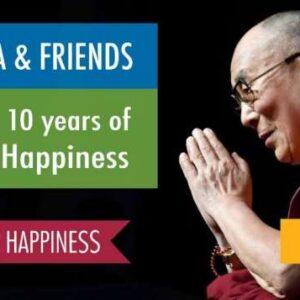"""Далай-лама примет участие в праздновании 10-летия программы """"Действия ради счастья"""" онлайн"""