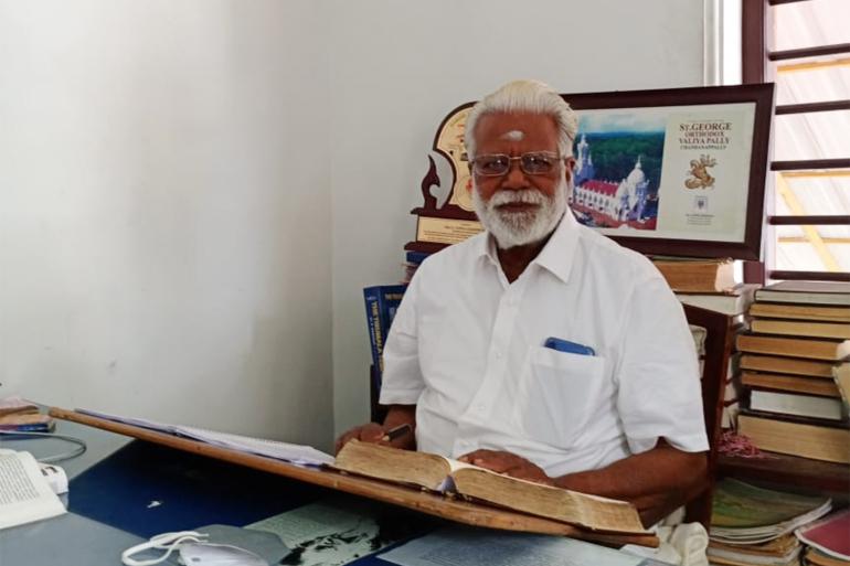 """""""Человек-мечеть"""": архитектор-индуист построил десятки мечетей в Индии"""