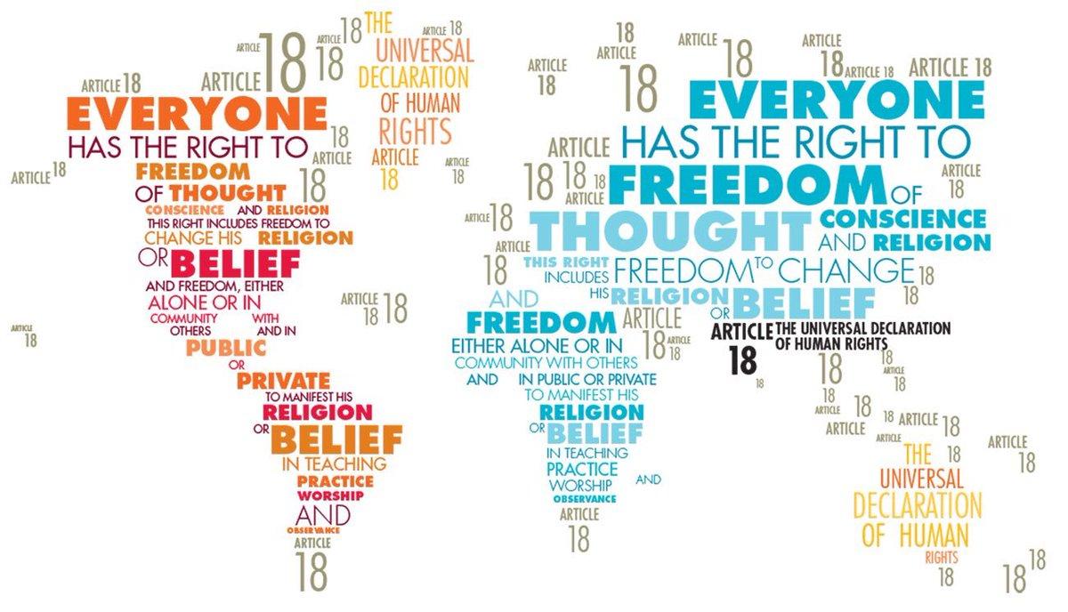 Хартия религиозной свободы
