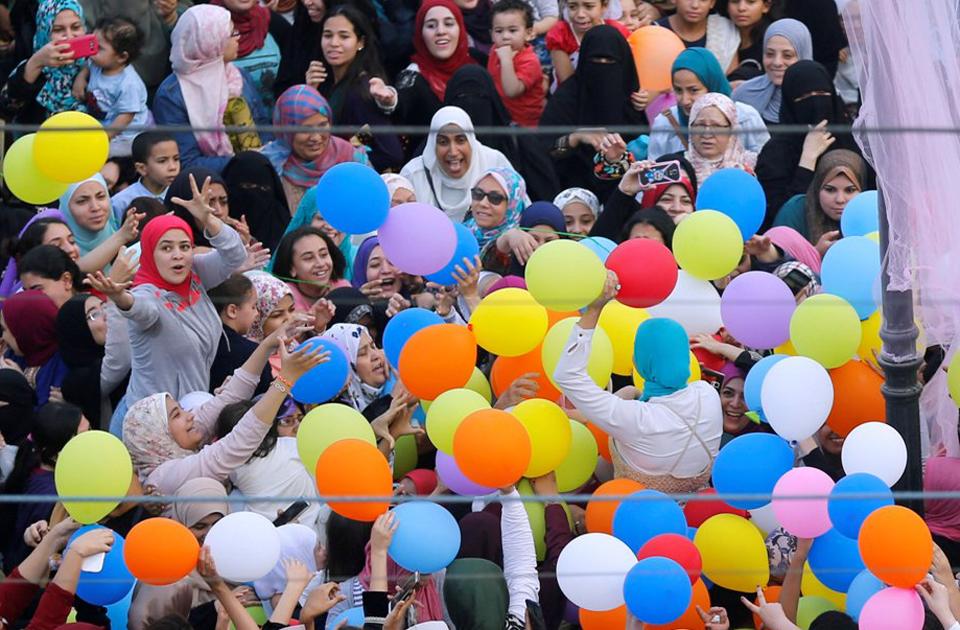 Жесты братства между христианами и мусульманами по случаю Ид аль-Адха, исламского праздника жертвоприношения