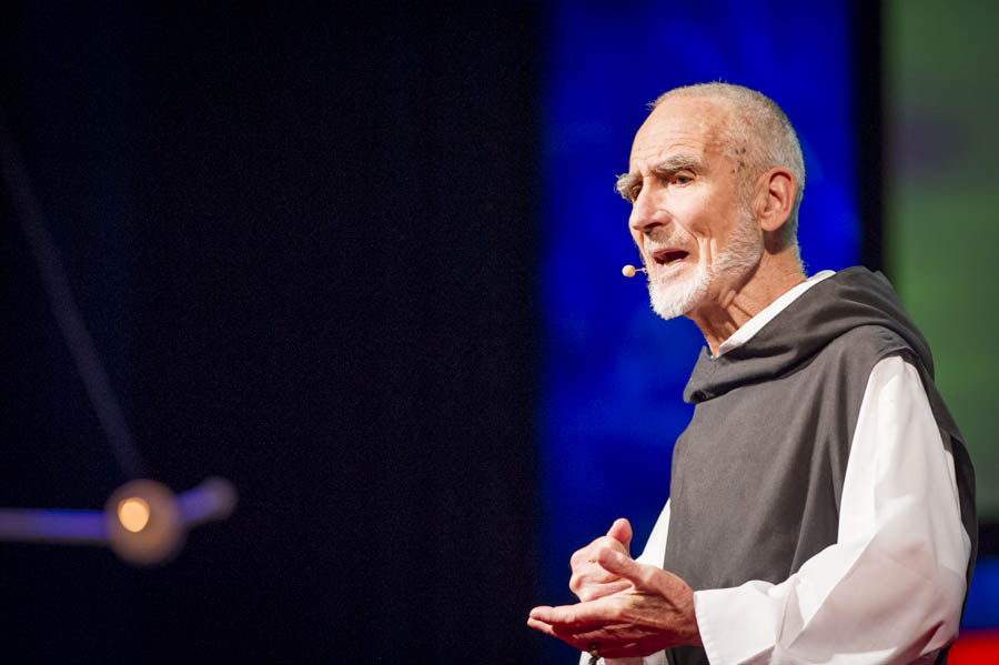 Дэвид Стейндл-Раст: Безмолвная открытость – это прекрасная форма молитвы