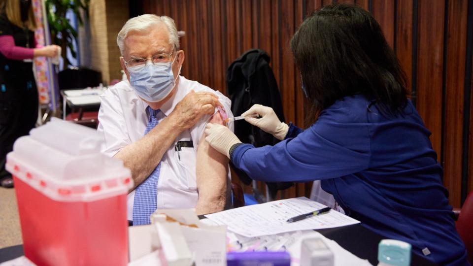 Святые последних дней поддерживают вакцинацию