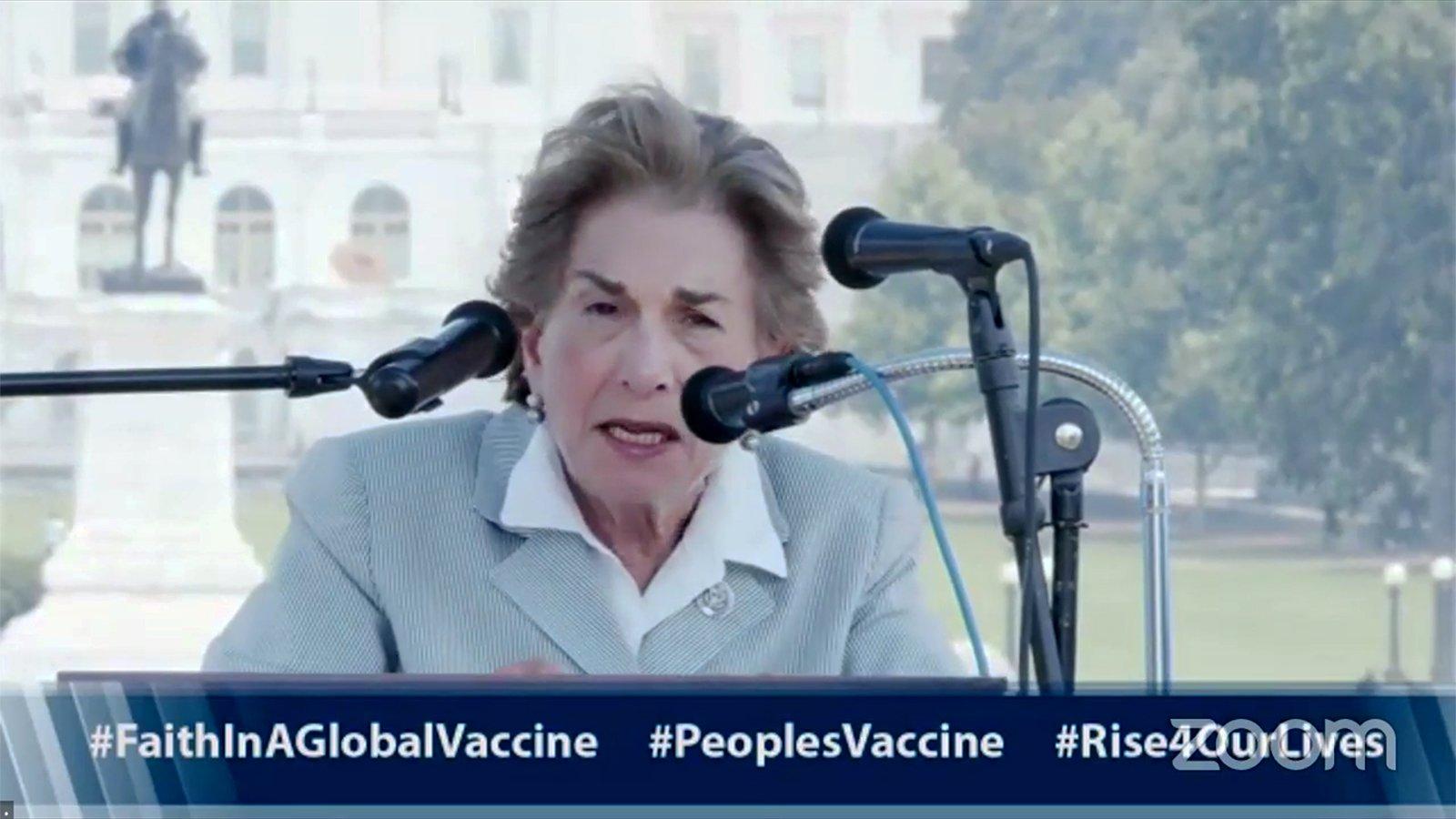 Глобальное межрелигиозное молитвенное служение выступает за равенство в доступе к вакцинам
