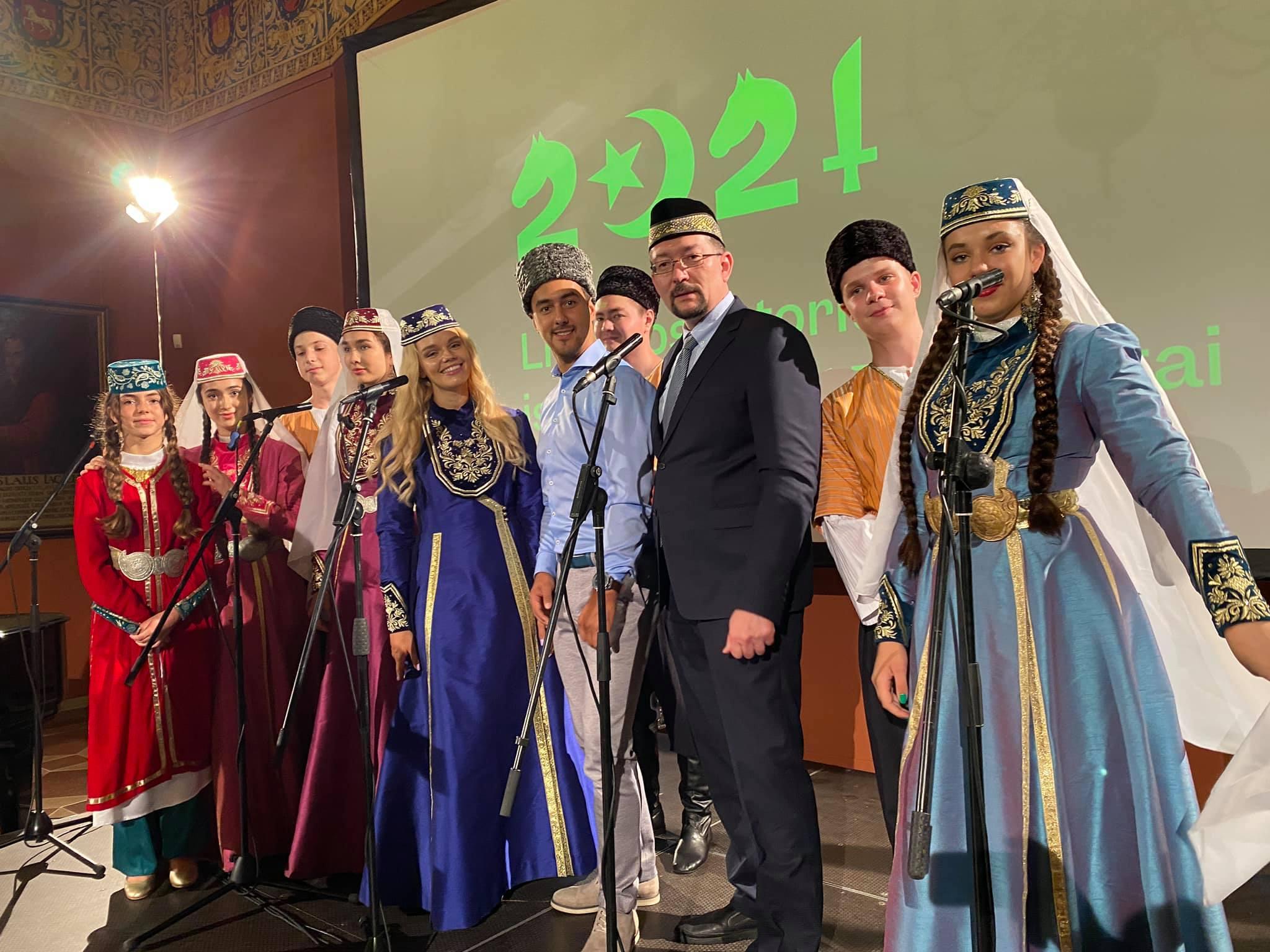 Торжественное открытие Года истории и культуры литовских татар в Литве