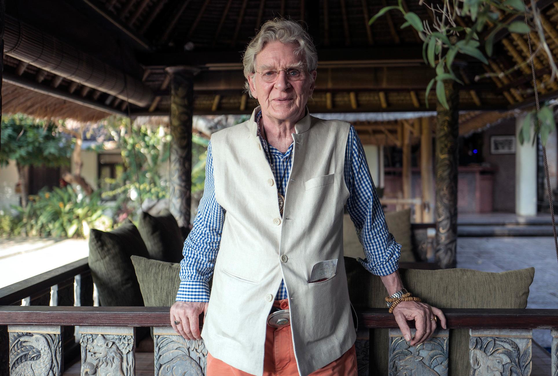 Роберт Турман отпраздновал свое 80-летие