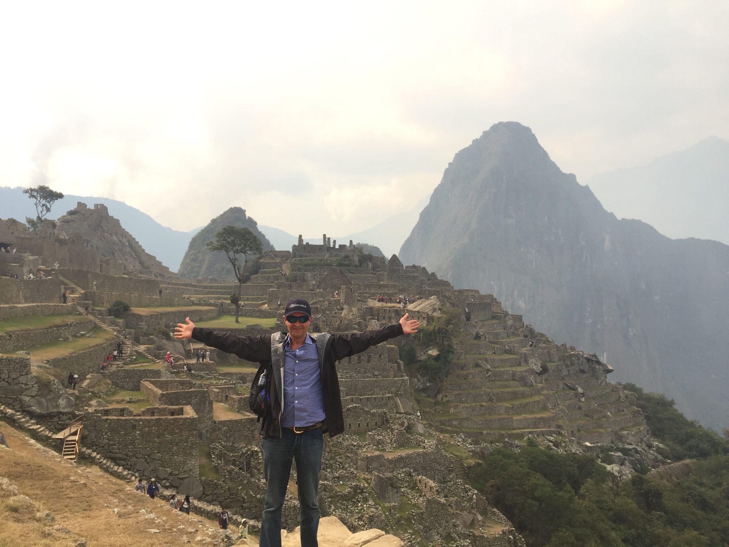 """Андрей Бомко: """"К йоге меня привели перуанские шаманы"""""""
