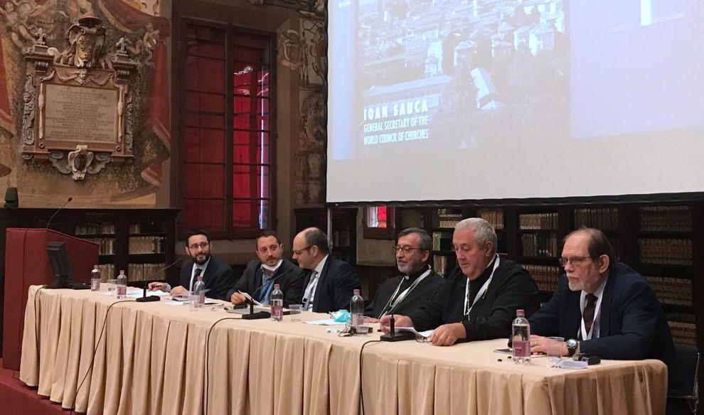 """Представитель ВСЦ на Межконфессиональном форуме G20: """"Вера призывает нас к межрелигиозной солидарности"""""""