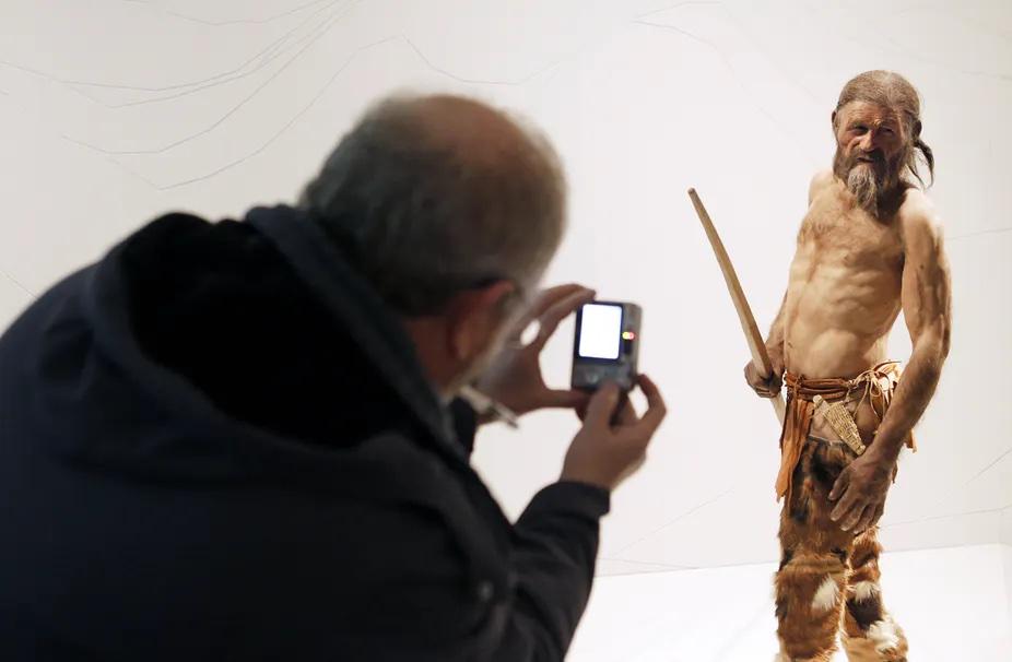 Чему доисторический человек Этци может научить нас об использовании татуировок в обрядах
