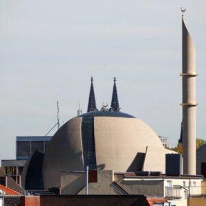 Крупнейшая мечеть Германии будет транслировать призыв к молитве по пятницам