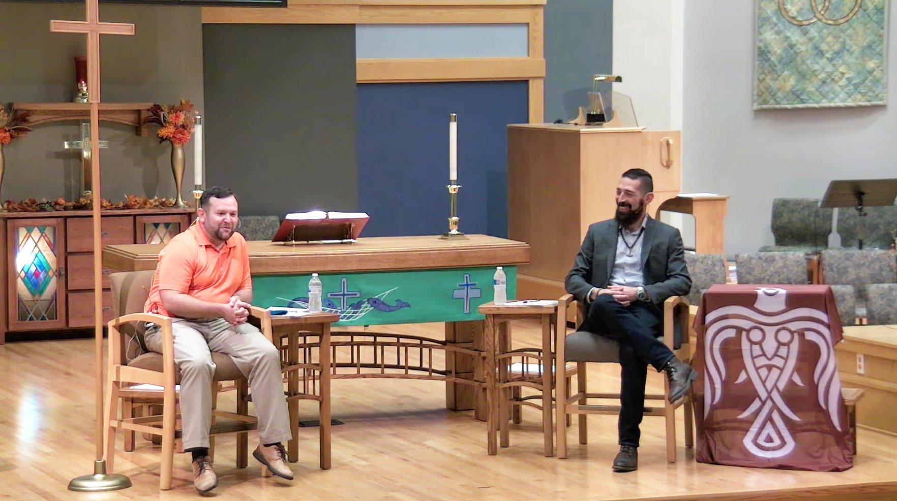 Языческий священнослужитель и христианский пастор призывают к взаимопониманию