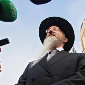 Берл Лазар поздравил евреев с праздником Пурим